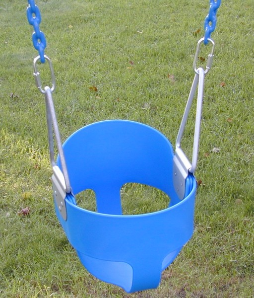 Infant Swing - Plastisol Chain