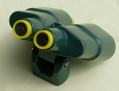 Binoculars - Green or Yellow