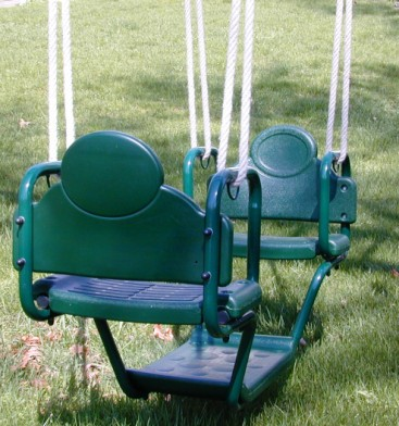 Face to Face Glider Swing